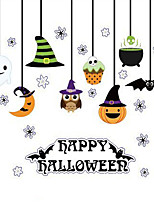 1pc hallowmas pegatinas decorar hallowmas fiesta de disfraces