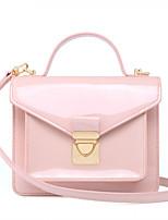 LaFestin® Women Cowhide Tote Pink / Burgundy / Almond-618632