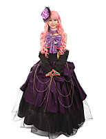 One-Piece/Dress / Maid Suits Gothic Lolita / Sweet Lolita / Classic/Traditional Lolita / Punk Lolita Steampunk® Cosplay Lolita Dress