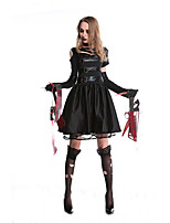 Darkness Costume Adult Short Sexy Witch Costumes Halloween Costumes for Women
