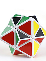 LanLan Magic Cube Octahedron Professional Level Smooth Speed Cube White Smooth Sticker / Adjustable spring ABS Toys