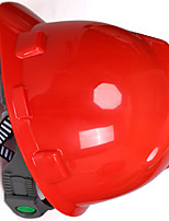 casques de sécurité du site v-pe ordinaires