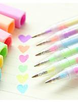 Brady Dazzle Colour Fluorescent Pen 0.8Mm(12PCS)
