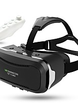 Hot Google Cardboard VR SHINECON II 2.0 Latest Upgraded Version Virtual Reality 3D Glasses  Gamepad