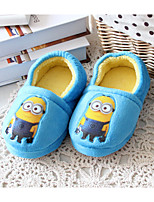 Boy's Loafers & Slip-Ons Others Fleece Casual Blue