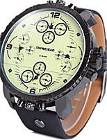 Watch Men SHIWEIBAO Luxury Brand Men Four time zones Military Digital Wristwatch Clock Relogio Masculino montre homme