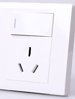 NEW7D Switch Socket Panel