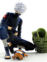 Naruto Hatake Kakashi PVC 17cm Anime Action Figures Model Toys Doll Toy 1pc
