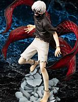 Токио вурдалак Кен Kaneki PVC 23cm Аниме Фигурки Модель игрушки игрушки куклы