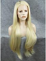 imstyle на продажу 30 блондинка гладкие прямые синтетические кружева передние парики
