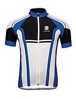 Sports Bike Cycling Jersey Men's Short SleeveBreathable  Ultraviolet Resistant  Quick Dry  Anatomic Design