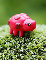 E Micro-Moss Micro-Landscape Decorative Decoration Qixing Ladybug Decoration DIY Materials