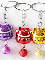 Cartoon Multi-Function PU Leather Key Bag Lady Creative Little Girl Car Key Ring