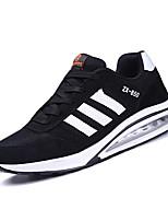 Men's Sneakers Spring / Fall Comfort Fabric Casual Flat Heel  Black / Blue / Royal Blue Sneaker