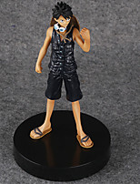 One Piece Monkey D. Luffy PVC 15*14*23cm Anime Action Figures Model Toys Doll Toy