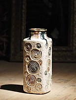 Mediterranean style Ceramic vase Restoring ancient ways Home furnishing articles