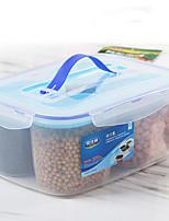 1pc la protection de l'environnement la préservation réfrigérateur alimental de la boîte de stockage