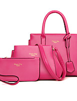 Women PU Formal / Casual / Office & Career Bag Sets