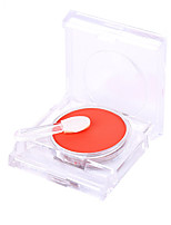 1 Blush Molhado / Brilho / Mineral Pó Gloss Colorido / Longa Duração / Corretivo Rosto Multi Cores Zhejiang HANYANN