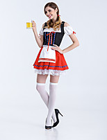 Halloween Adult Oktoberfest Costume Franch Maid Cosplay  Sexy Beer Girl Costumes  Halloween Costumes For Women Carnival