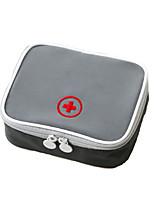 Viagem Porta-Comprimidos para Viagem / Porta-Remédios Organizadores para Viagem Tecido / Poliéster