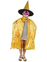1PC Halloween Enchanter Cloak Female Witch Five-Star Cloak Cloak Costume Party