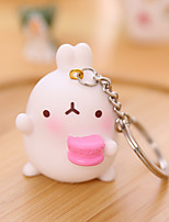 Cute Rabbit Rabbit Decoration Rabbit Key Chain Couple Pendant Small Pendant Ornaments