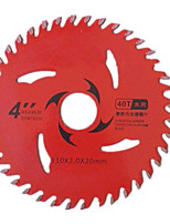 4-Inch 40-Tooth General-Purpose Red-Cutting Film