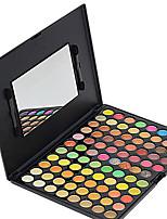 88 Eyeshadow Palette Matte / Shimmer Eyeshadow palette Cream Normal Daily Makeup