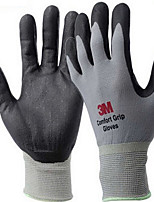 Comfortable Anti-Slip Wear-Resistant Labor Protection Gloves  Color Gray