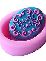 1 Pečení pečení nástroje / 3D / Vysoká kvalita / Nepřilnavý / Šetrný k životnímu prostředí / DIYCupcake / Koláč / Pizza / Čokoládová /