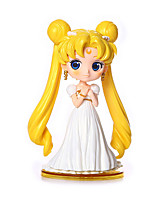 Sailor Moon Princess Serenity PVC 15cm Anime Action Figures Model Toys Doll Toy