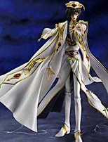 Code Gease Lelouch Lamperouge PVC 18cm Anime Action Figures Model Toys Doll Toy