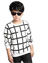 Boy Casual/Daily Print Hoodie & Sweatshirt,Cotton / Rayon Winter / Spring / Fall Long Sleeve Regular