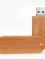 Rotated Wooden Multicolorful USB 2.0 8GB Flash Drive Disk Hight Quality