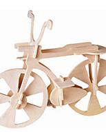 Пазлы Деревянные пазлы Строительные блоки DIY игрушки Велоспорт 1 Дерево Со стразами Модели и конструкторы