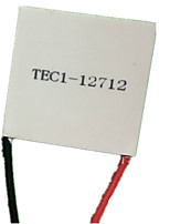 TEC1-12712 40 * 40MM 12V12A High-Power Semiconductor Cooling Film (Note Pack 5)