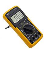 портативный ЖК-цифровой электрический обслуживание мультиметра