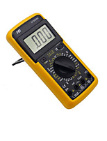 lcd portátil multímetro digital manutenção elétrica