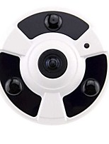 Strongshine@2.0 MP Network HD 180 Degree Wide Angle Panoramic IR Dome  Camera