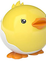 USB Charging Duckling Night Light Cartoon Cute Little Duck Light Touch Dimmer LED Bedside Eye Lamp