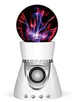 boule lumineuse magie bluetooth créative voiture stéréo audio