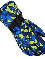 Ski Gloves Sports Gloves / Winter Gloves Women's / Men's / Unisex Activity/ Sports GlovesKeep Warm / Anti-skidding / Waterproof /
