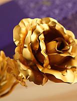 Nouvelle Année / Célébration Faveurs et cadeaux de fête-1Pièce/Set Cadeaux Etiquette Alliage de Zinc Thème de jardin / Thème de papillon