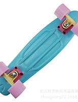Standard Skateboards Professional White Black Yellow Orange Pink Red Purple Blue Green 22 Inch