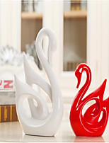 Animals / Houses Ceramic Modern/Contemporary / Traditional / Office/Business,Decorative Flower & Fruit Indoor Decorative Accessories