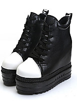 Women's Sneakers Spring / Summer / Fall Platform / Creepers PU Outdoor / Casual Platform Lace-up