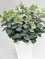 1 1 Филиал Шелк Pастений Букеты на стол Искусственные Цветы 48CM