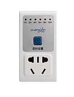 Intelligent Countdown Automatic Power Off Timing Switch Socket