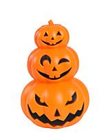 1pc de halloween lampe de citrouille accessoires costume de fête
